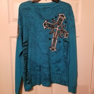 Redemption Raw State Premium long sleeve size L